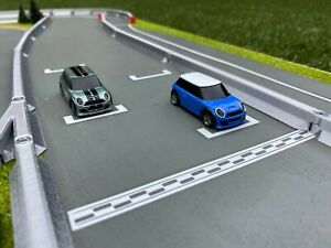 Turbo Racing Track Barriers 1:76 scale RC Car