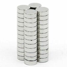 50 100 500pcs 8mm X 3mm 516x18 N52 Strong Rare Earth Neodymium Magnet Disc