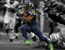 Marshawn Lynch Seattle Seahawks 8.5 x 11 in. Poster Print Photo Great Quality