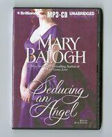 Seducing an Angel - by Mary Balogh - MP3CD - Audiobook