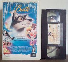 VHS FILM Cartoni Animati BALTO cic video UVS 70553 no dvd(VHS9)