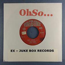 Billy Budd - Sweet Lorraine / Boom Diddy Boom - JUKEBOX READY - POF.083 Ex