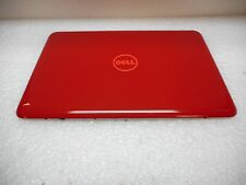 "DELL Inspiron 11 3162 11.6"" RED LCD Screen Top Lid Cover *BIA01* 0FP3FJ FP3FJ"