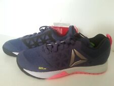 REEBOK CrossFit Nano 6.0 Training Women s Shoes Size 5 US Blue Pink AR3301  NWT 752139fdc