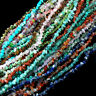 """Natural Gemstone Chip Beads for Jewellery Making on 35"""" 5-8mm Tourmaline Amazon"""