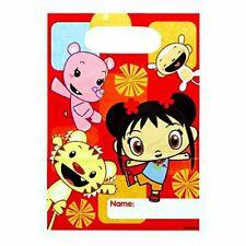Ni Hao, Kai-Lan Cartoon Nick Jr TV Kids Birthday Party Favor Sacks Loot Bags