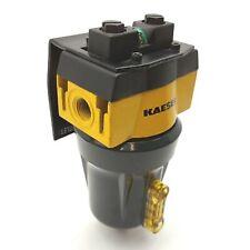 "Kaeser Compressors KOX-20 Compressed Air Filter 250PSI 1/2""NPT w/Filter & Mount"
