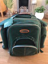 Concept Picnic hamper backpack set For 2