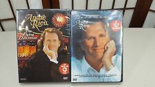 2 NEW SEALED DVD ANDRE RIEU Opera Lot Dreaming The Flying Dutchman