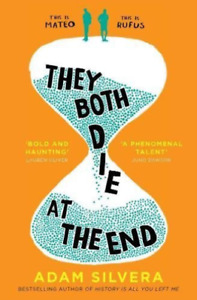Silvera, Adam-They Both Die At The End BOOK NUEVO