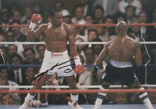 More details for sugar ray leonard marvin hagler boxing sports memorabilia autograph signed photo