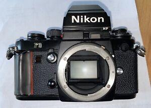 Nikon F3 HP, Gehäuse, analog, gebraucht