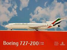 1/500 Herpa Emirates Boeing 727-200 526968