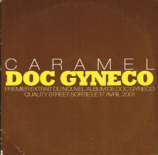 CD single: Doc Gyneco: caramel. 1 titres. virgin. D6