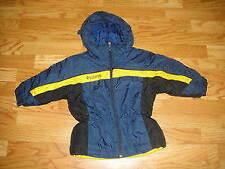Columbia 3t navy black yellow winter coat boys