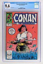 Conan The Barbarian #206 - Marvel 1988 CGC 9.6