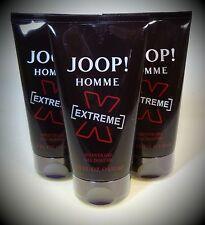 3 x Joop! Joop Homme Extreme 150 ml Duschgel / Shower Gel
