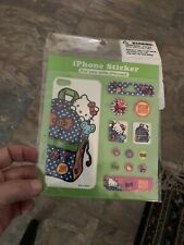 Hello Kitty iPhone Stickers for iPhone5