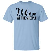 T-Shirt we the sheeple anti-biden liberals libtards republican conservative ...