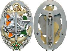 Régiment d'Infanterie Coloniale Maroc, Opération LICORNE, mandat XXVIII, (0259)