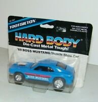 Vintage Tootsietoy Diecast Hard Body Muscle Car 69 Boss 429 Mustang #2947 NEW