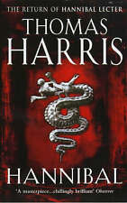 Hannibal by Thomas Harris (Paperback, 2000)