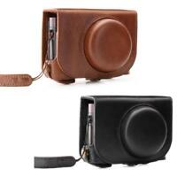 """MegaGear """"Ever Ready"""" Genuine Leather Camera Case for Leica C Typ 112"""