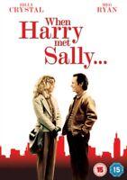 Nuevo cuando Enrique Met Sally DVD
