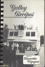 *ONTARIO CANADA 1989 BRUCELAND FARM & KAWARTHA VOYAGEUR COOK BOOK CRUISE RECIPES