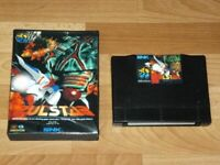 NEOGEO PULSTAR Rom Cartridge game software SNK Tested USED 1995 Boxed from japan