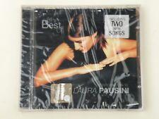 LAURA PAUSINI - THE BEST OF E RITORNO DA TE - CD CGD 2001 - NUOVO/NEW - DP
