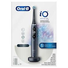 Oral B iO Series 7G Electric Toothbrush, Black Onyx