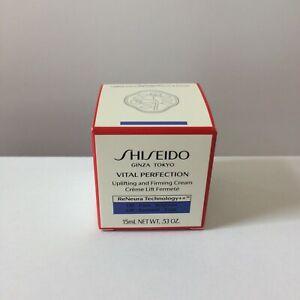 Shiseido Vital Perfection Uplifting and Firming Cream 15ml