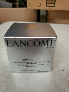 LANCOME Renergie Anti-Wrinkle Firming Treatment Face/Neck 1.7oz  - WH3