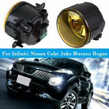 2X Fog Light Driving Lamp H11 Bulb FIT Infiniti Nissan Cube Juke Murano Rogue