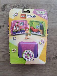 Lego Friends 41408 - Le Cube de Jeu Shopping d'Emma