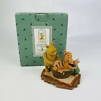 Border Fine Arts Studio Tiger and Bathtub A0068 Disney Collectibles Figure Décor