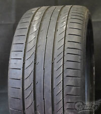 1x Continental ContiSportContact 255 35 R19 92Y Runflat DOT12 4,3mm