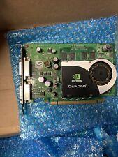 Dell NVIDIA Quadro FX 570 (320-6147) 256MB DDR2 SDRAM PCI Express x16...