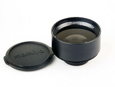 Mamiya Sekor wide conversion lens fits TL/DTL 48mm 2,8 & 50mm f2, 0 07089