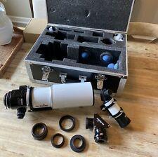 Sky Watcher Esprit 80 Ed Apo Triplet Refractor Telescope S11400 80mm/400mm