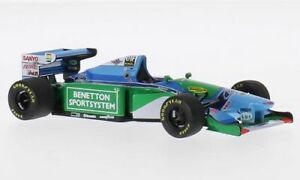 Benetton Ford B194, No.5, Formel 1, GP Monaco, 1:43, Minichamps