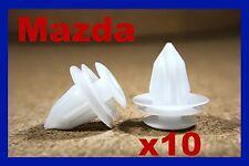 For MAZDA 10 door card fascia trim panel lining fastener clips