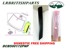 LAND ROVER WINDSHIELD MOULDING A PILLAR RANGE ROVER LH 03-12 OEM NEW DCB500172PN