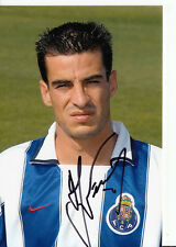 Marco Ferreira FC Porto TOP Foto Original Signiert +A40322