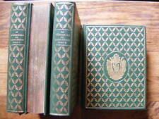 Las Cases Mémorial de Sainte-Hélène Ed. Jean de Bonnot 1969 Napoléon 4 volumes