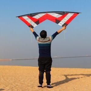 NEW Large high quality quad Line Stunt kite Outdoor fun Sports Toys kites