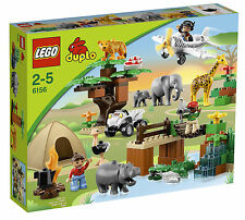 LEGO Duplo Safari-Abenteuer 6156 NEU/OVP