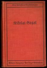 Gogol, Nikolai; Die schönsten Kosakengeschichten von Gogol, um 1926