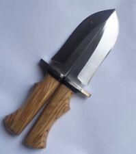 custom handmade Carbon 1095 steel hunting knives 2